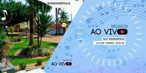 Show Musical: Eu, a viola e ela com Pedro Barbosa   Música ao Vivo @ Sesc Rondonópolis