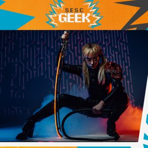 Sesc Geek   Mostra de performance Cosplay @ Jardim Sesc Arsenal